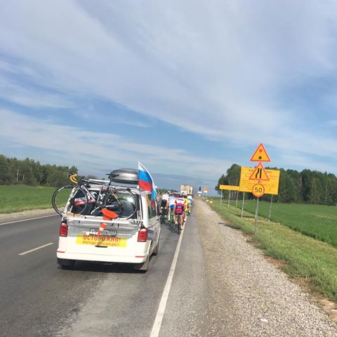 Red Bull Trans Siberian Extreme: Stage 6